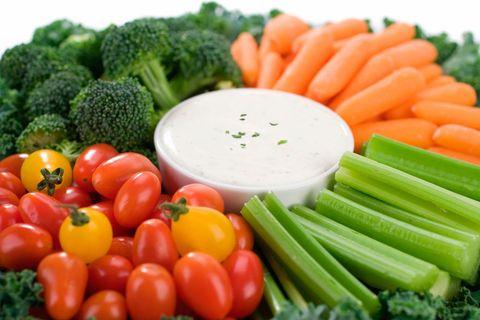Food, Vegan nutrition, Produce, Root vegetable, Vegetable, Whole food, Carrot, Ingredient, Natural foods, Leaf vegetable,