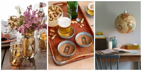 Recycled Craft Ideas Mason Jar And Recycled Crafts