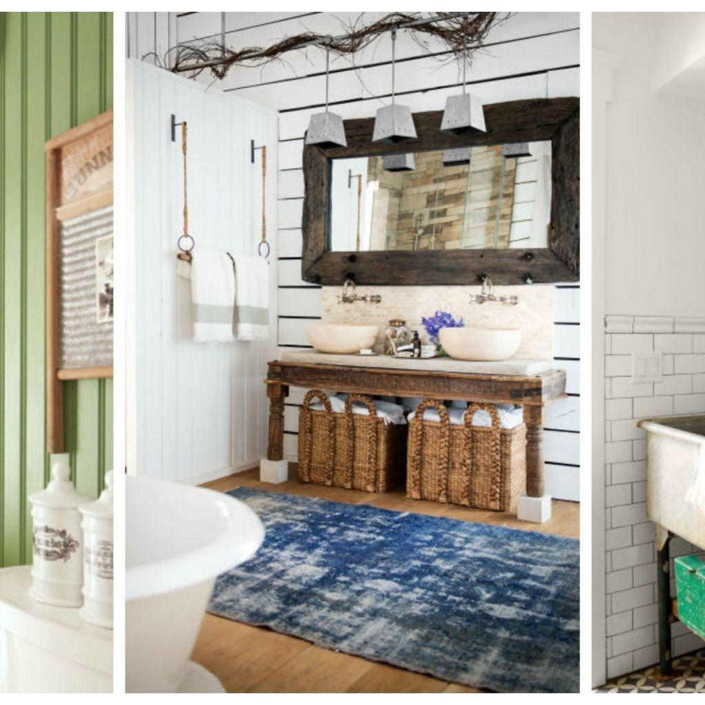 90 Inspiring Bathroom Decorating Ideas