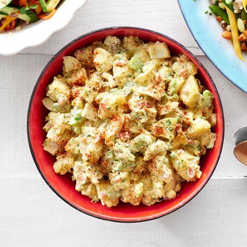 bbq side dishes egg potato salad