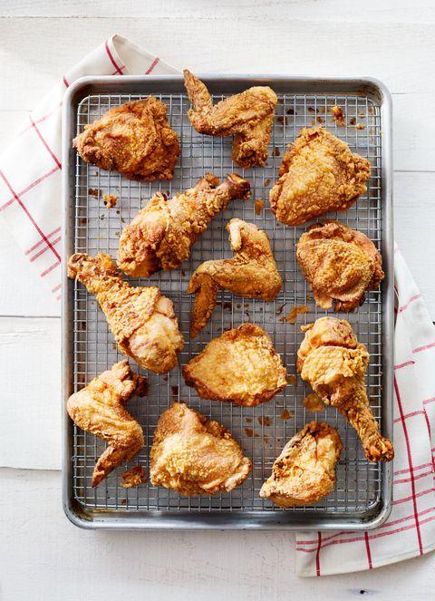 classic buttermilk fried chicken