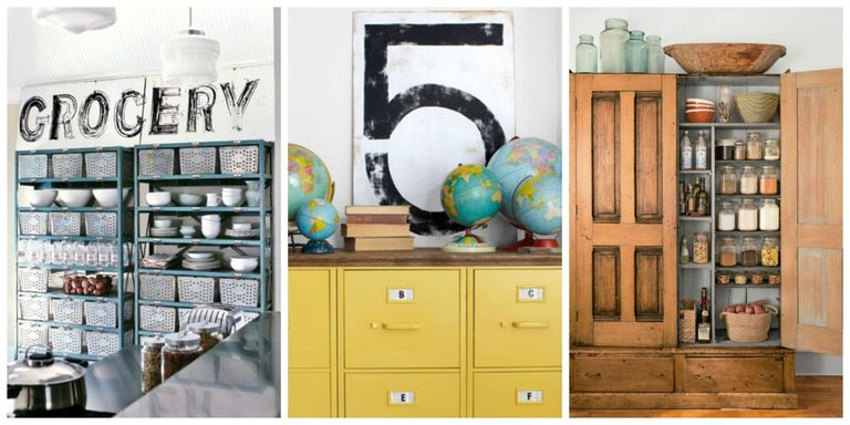how to find extra storage space in every room of the house - Storage Ideas