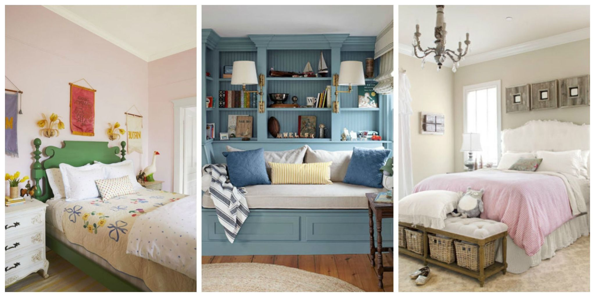 Colorful accents and sophisticated antique finds do have a place in your child\u0027s room\u2014right next to their favorite toys. & 50+ Kids Room Decor Ideas \u2013 Bedroom Design and Decorating for Kids