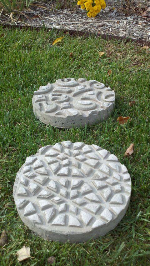 10+ DIY Garden Path Ideas - How to Make a Garden Walkway
