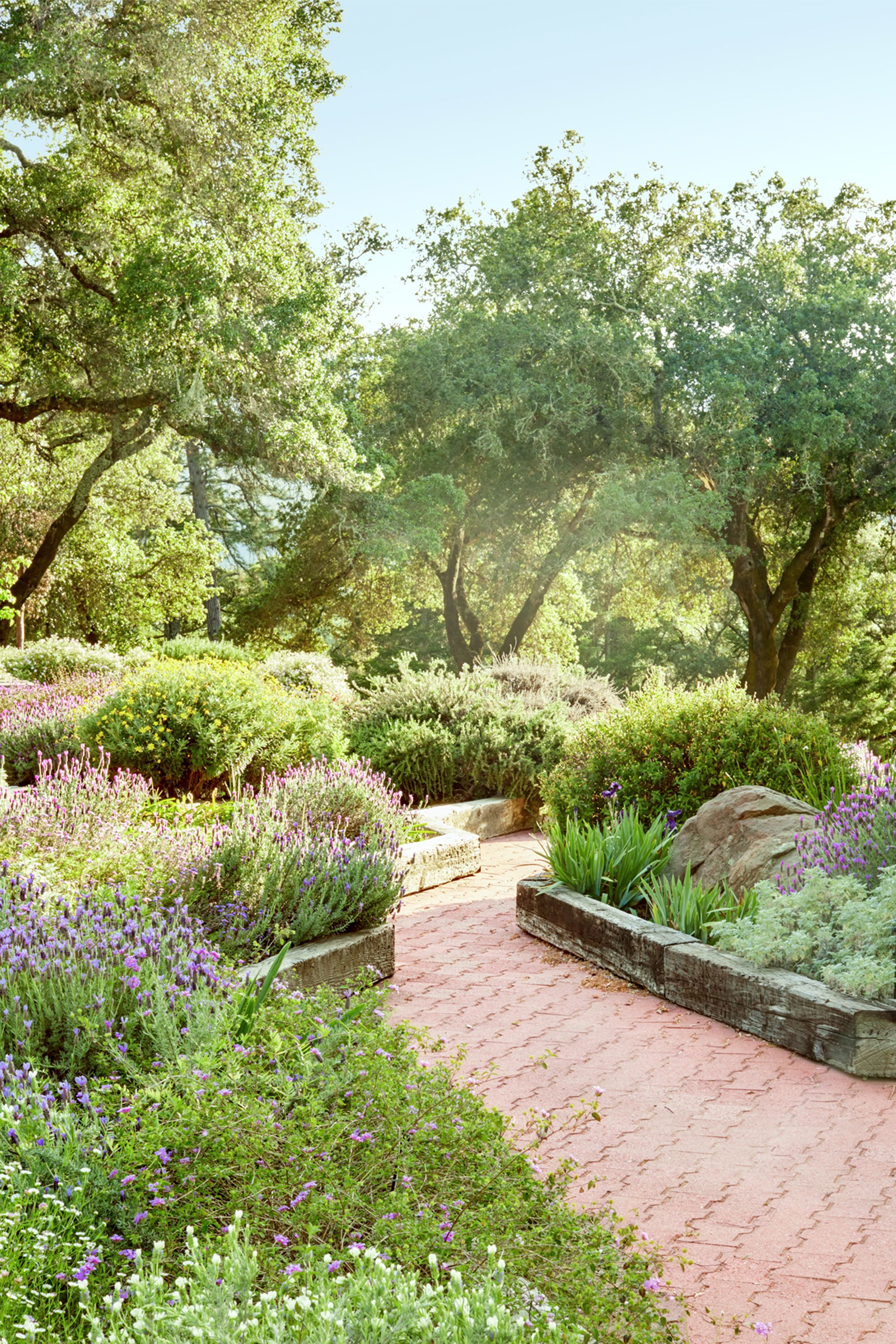 18 Stunning Stone Walkways Garden Path Ideas