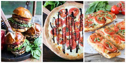 Food, Finger food, Ingredient, Dish, Cuisine, Baked goods, Recipe, Vegetable, Bun, Meal,