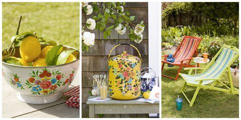 Serveware, Dishware, Bag, Citrus, Natural foods, Fruit, Outdoor furniture, Lemon, Produce, Seedless fruit,