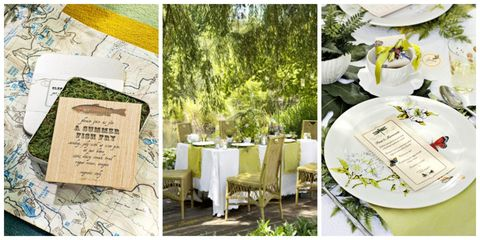 Outdoor Dinner Party Decorations - Ideas for Decorating for ...