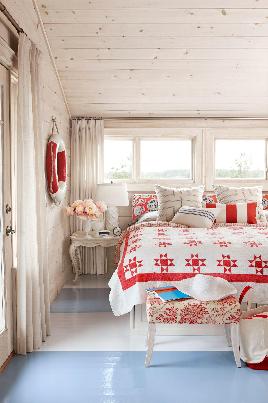Sarah Richardson Master Bedroom