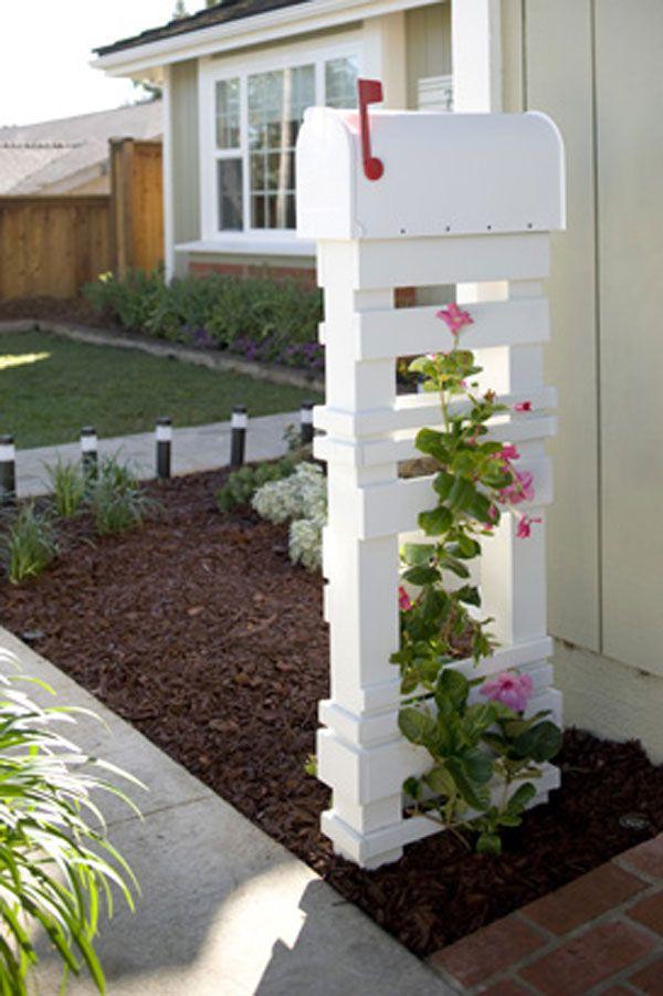 8 easy diy mailbox designs decorative mailbox ideas solutioingenieria Images