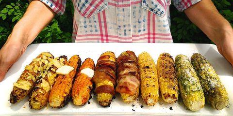 Food, Cuisine, Sleeve, Dish, Pattern, Finger food, Recipe, Fast food, Plaid, Ingredient,