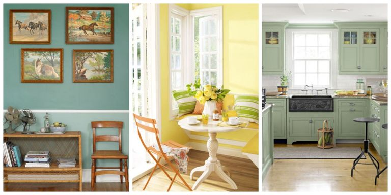 If You Want To Brighten Any Room Fast Grab A Brush And One Of The Paint Colors Featured Here