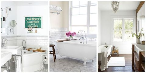 Transform Your Bathroom Or Powder Room Into A Clean Relaxing And Bright Space With These Decorating Tips Plus Get More Ideas