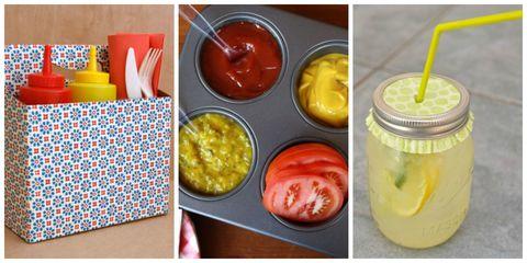 Food, Ingredient, Tableware, Drink, Preserved food, Produce, Fruit preserve, Juice, Vegetable juice, Serveware,