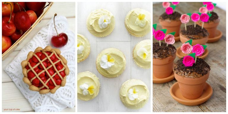 Get Our Sweetest Ideas For Decorating Cupcakes