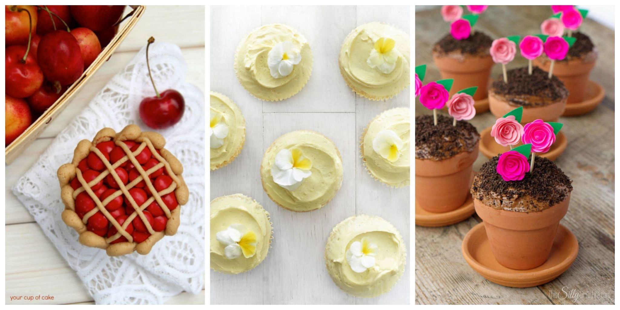Make Dazzling Homemade Cupcakes For Any Occasion With Our Delicious Recipes  And Simple Decorating Tips. Plus, Get Our Best Ever Cake Recipes!