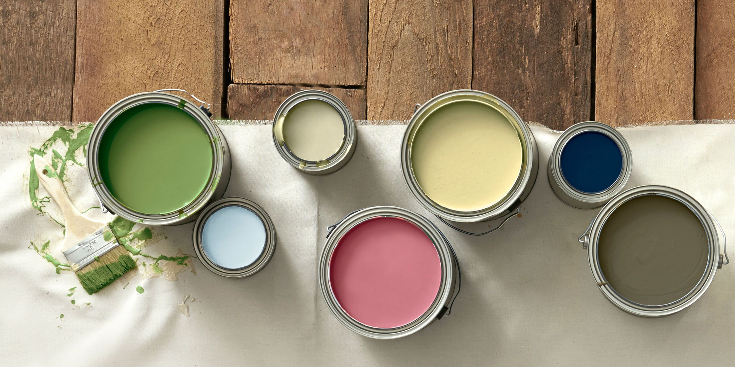 We Chipped Away At Thousands Of Shades In Search Of The Ultimate No Fail  Hues For Every Space And Surface In Your House. From The Perfect White To A  ...