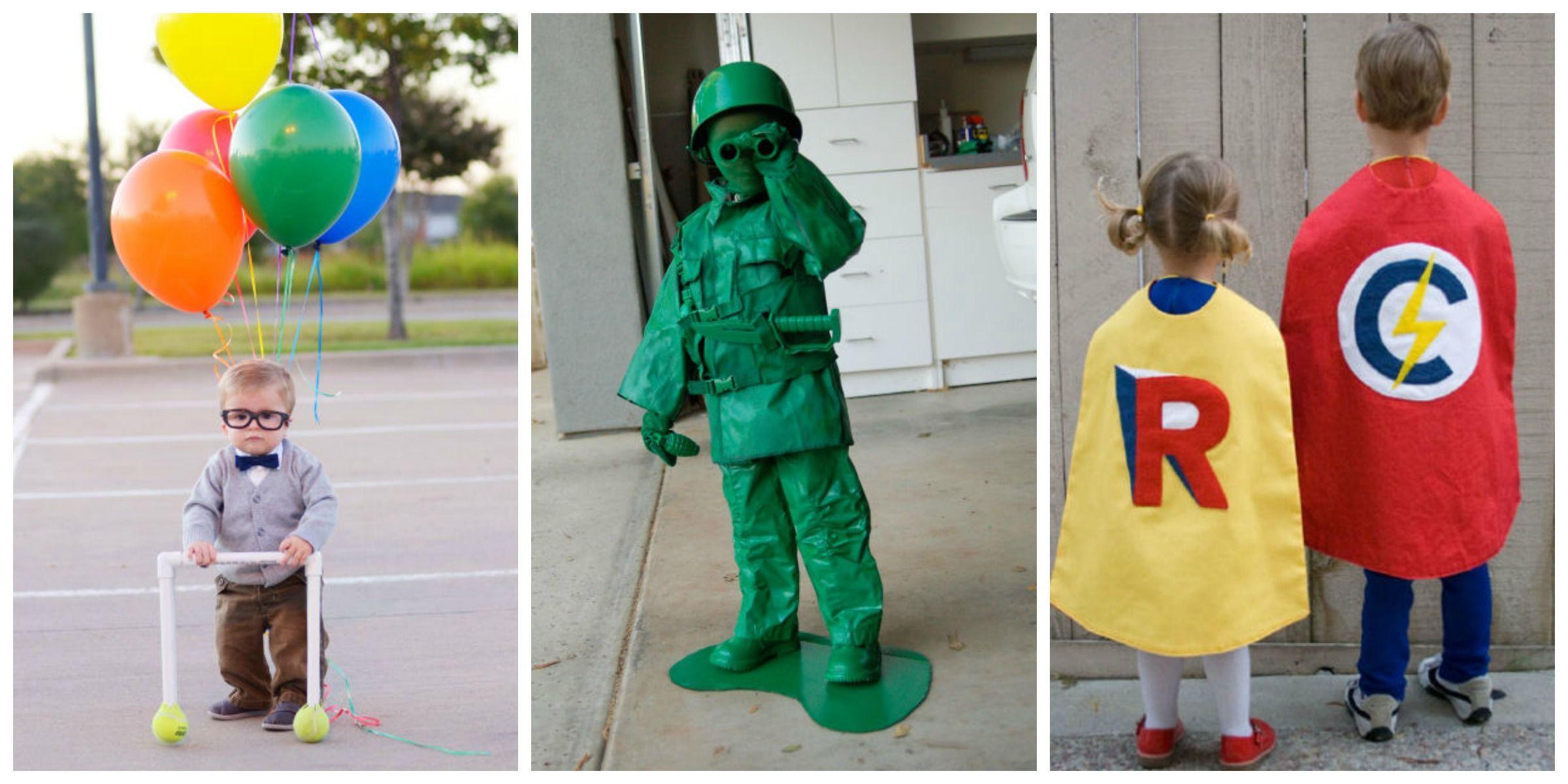 62 Homemade Halloween Costumes for Kids - Easy DIY Ideas Kids ...