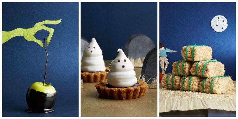 50+ Homemade Halloween Treats - Easy Halloween Dessert Recipes