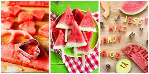 Citrullus, Green, Produce, Food, Fruit, Natural foods, Melon, Red, Sweetness, Pink,