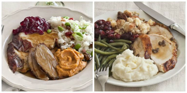 We Asked Five Of Our Favorite Chefs To Deliver Their Best Thanksgiving Dinner Menus Ever The Only Criteria They Had Include Turkey Stuffing Potatoes