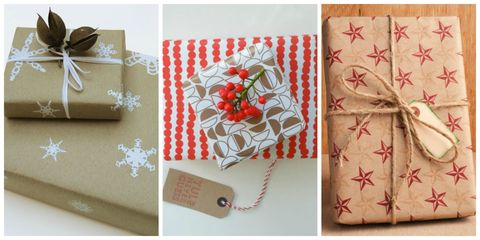 dress up your gifts in style this holiday season with unique and custom wrapping paper from etsy