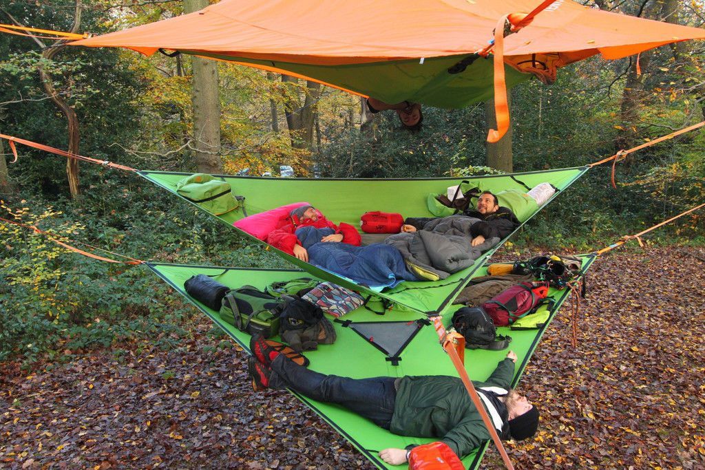Courtesy of Tentsile & Tentsile Tree Hanging Tent - Camping Gear