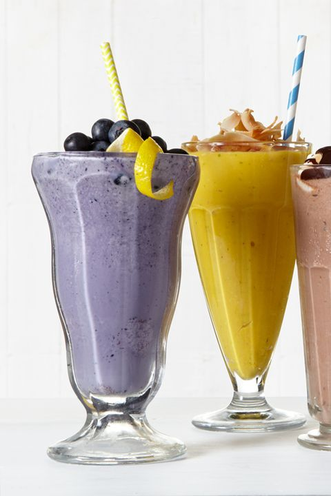 blueberry lemon shake