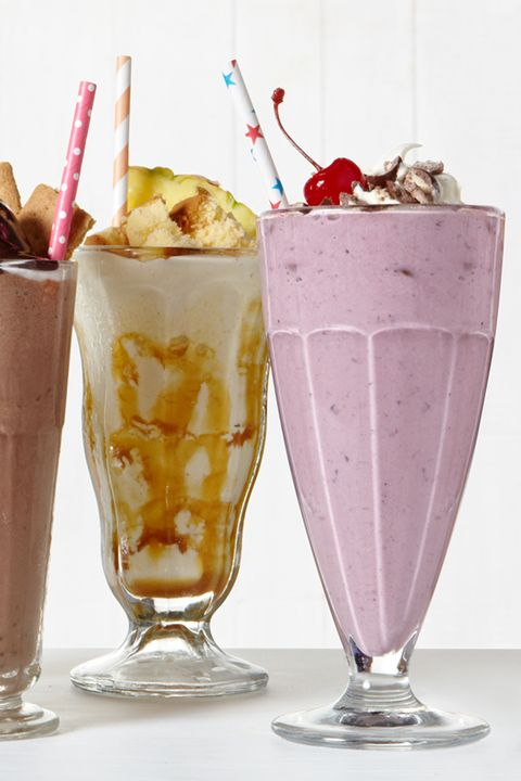 Food, Ingredient, Cuisine, Glass, Dessert, Fast food, Recipe, Dairy, Frozen dessert, Milkshake,