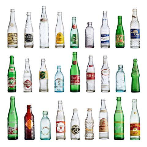 A Collector's Guide to Vintage Soda Pop Finds - Vintage Soda Bottles