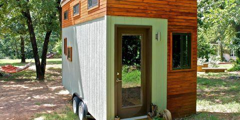 Wood, Property, Real estate, Hardwood, Fixture, Wood stain, Door, Shade, Home, Garden buildings,