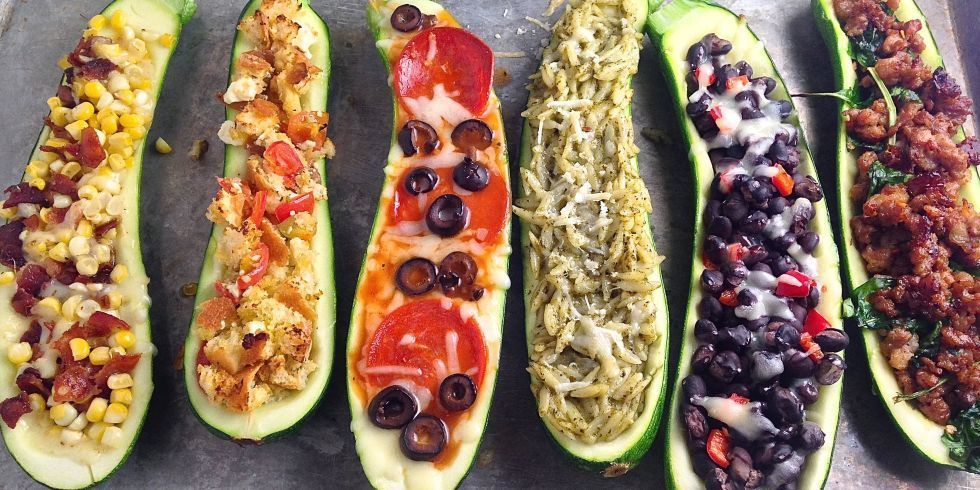 Why Stuffing Zucchini Is the Most Brilliant Way to Eat It