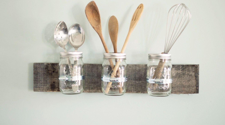 Mason Jar Decorations For Kitchen Easy Craft Ideas