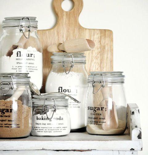 Mason Jar Kitchen Decorating Ideas Mason Jar Ideas