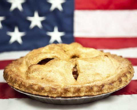 Food, Cuisine, Pie, Dessert, Ingredient, Dish, Baked goods, Recipe, Cooking, Snack,