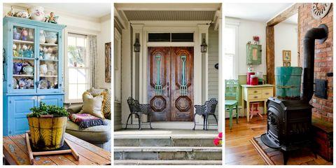 Wood, Room, Interior design, Home, Floor, Hardwood, Furniture, Door, Flooring, Flowerpot,