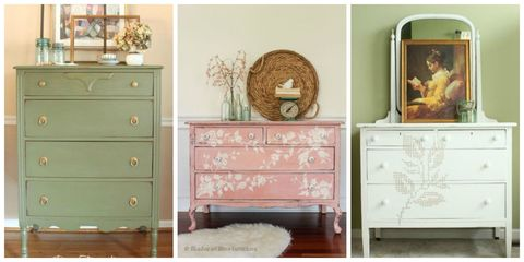 Dresser Makeovers Ideas