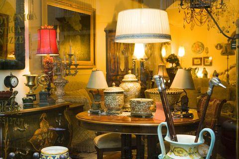 Lighting, Room, Interior design, Serveware, Lamp, Lampshade, Interior design, Table, Lighting accessory, Porcelain,