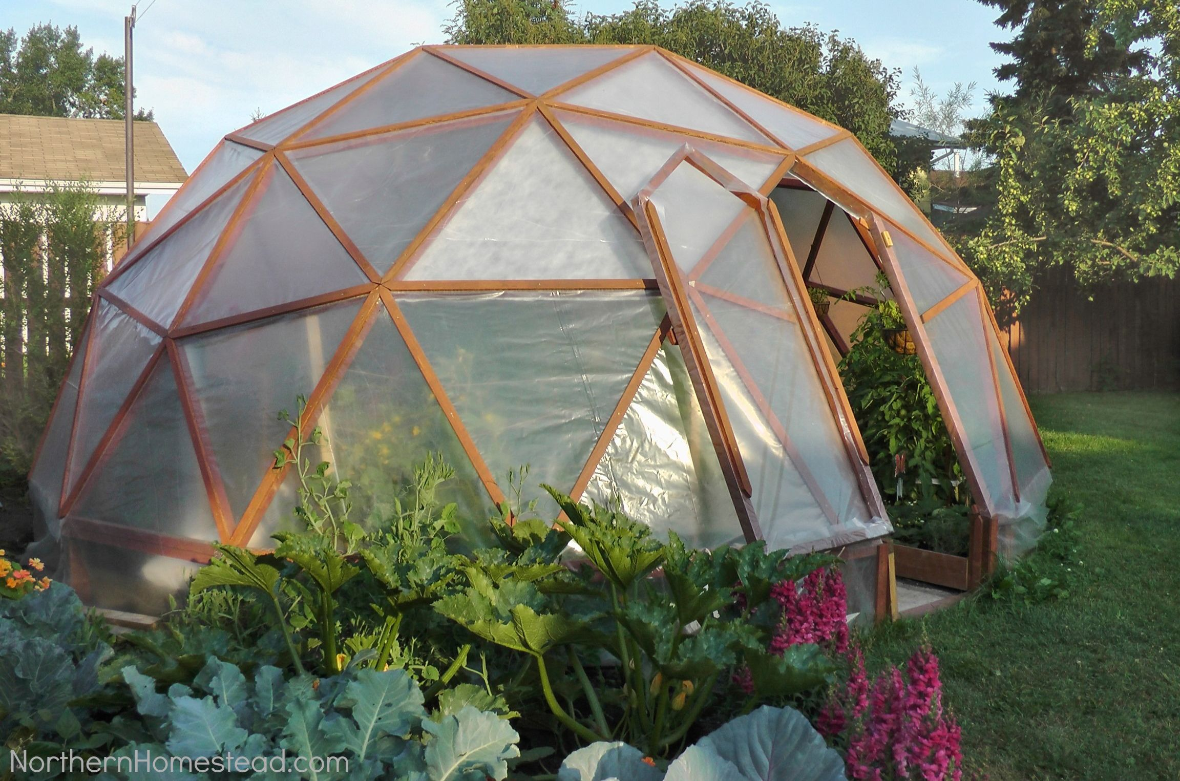 18 diy backyard greenhouses how to make a greenhouse rh countryliving com backyard greenhouse decorating ideas backyard greenhouse build