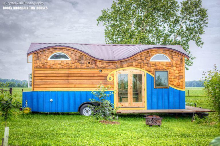 Tiny House Pequod Tiny House Whaling Ship