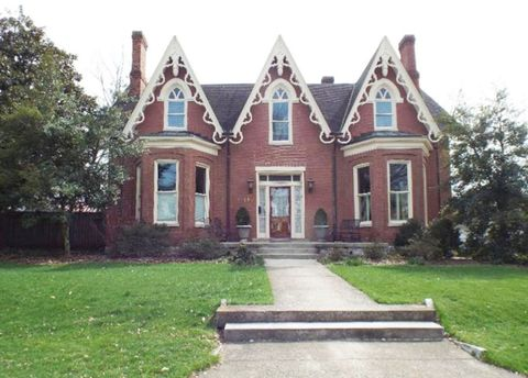 Gothic real estate gothic homes for sale for Gothic revival homes for sale