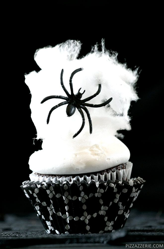 50 Halloween Cupcake Ideas - Easy Recipes for Cute Halloween Cupcakes