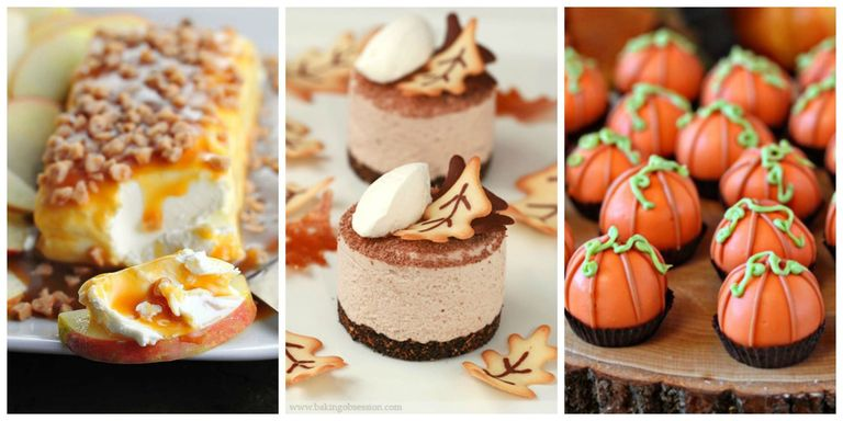 35 easy fall dessert recipes best treats for autumn parties enjoy the comfort of fall all season with these easy dessert recipes forumfinder Images