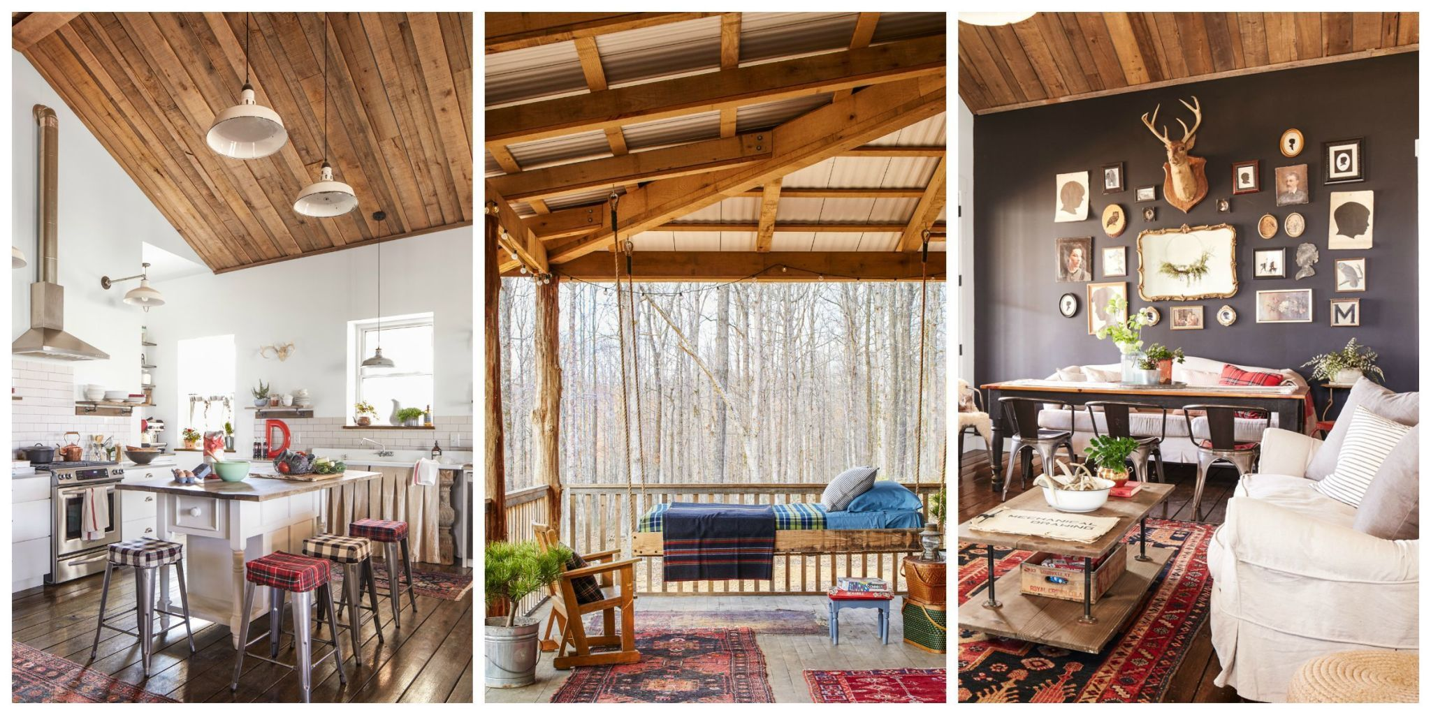 This Leiperu0027s Fork, Tennessee, Home Is Bursting At The Beams With Ingenious  Ideas For All Things Rustic, Reclaimed, And Repurposed. Consider It The  Ultimate ...