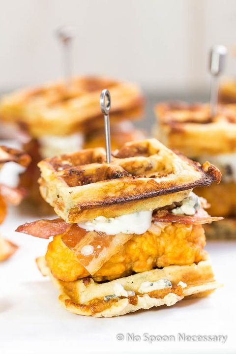 Chicken And Waffles Recipes New Ways To Make Chicken And Waffles