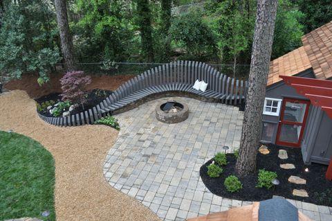 Chip Wade Backyard Renovation
