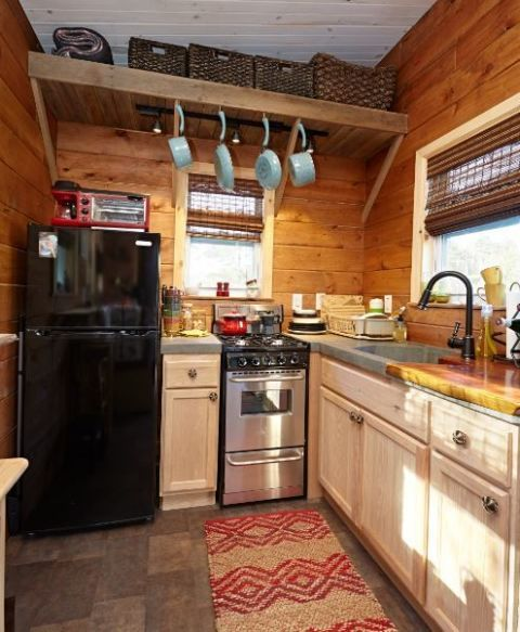 Charmant Wind River Tiny Homes
