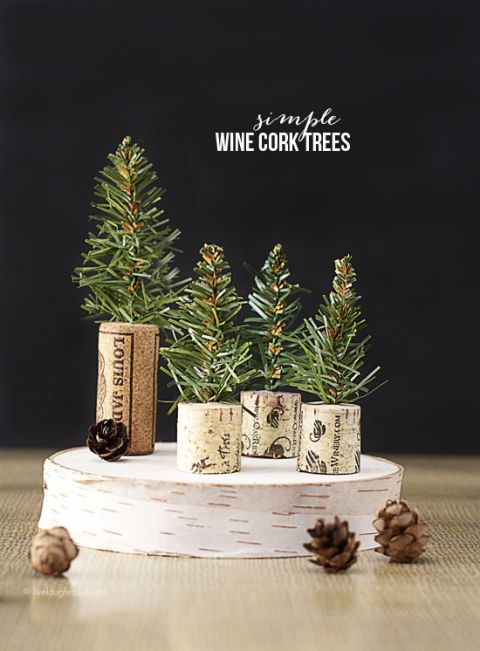26 Wine Cork Crafts - Fun & Pretty Projects Using Recycled ...