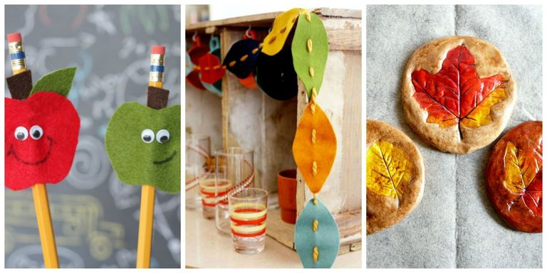 45 Fall Crafts For Kids - Fall Activities and Project Ideas For Kids