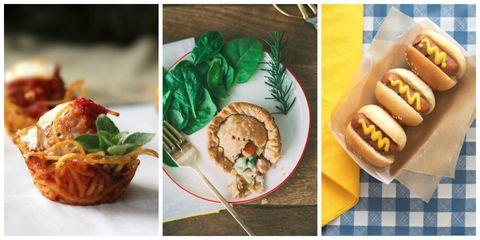 Food, Bockwurst, Hot dog, Finger food, Knackwurst, Cuisine, Ingredient, Sausage, Sausage bun, Dish,